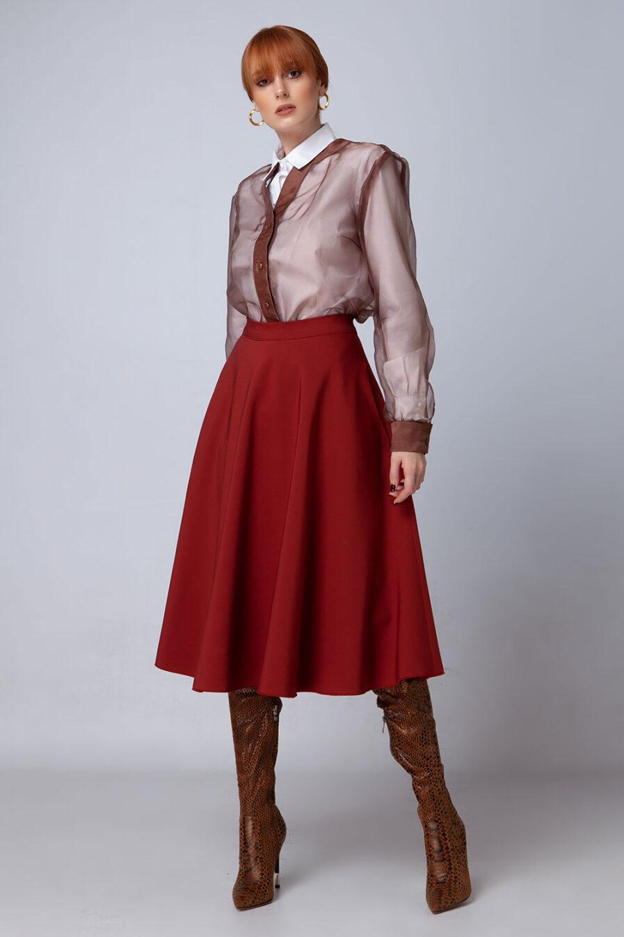 Ψηλόμεση κλος φούστα